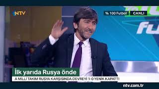 % 100 Futbol Rusya-Türkiye 14 Ekim 2018