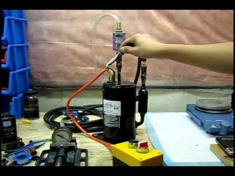 hqdefault diy vacuum pump repurposing refrigeration compressors youtube,Hvac Vacuum Pump Wiring Diagram