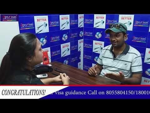 Mr. Juned Shaikh Praise Apex Visas After Getting Canada PR