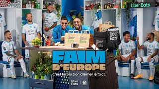 Faim d'Europe - Alonzo & l'Algerino (ft. Uber Eats)