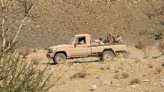 قوات الشرعية تؤمن مواقعها بتعز بعد خرق الحصار
