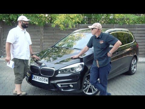 Auta bez ściemy - BMW 2 Gran Tourer