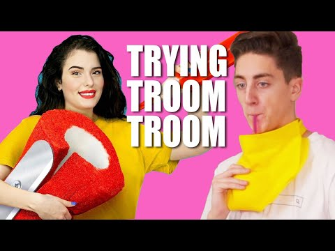 Trying Troom Trooms Awful Crafts 2