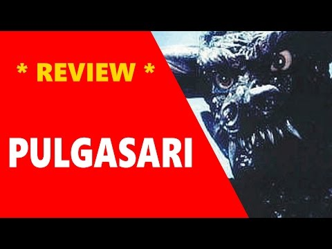 Pulgasari movie review -- Obscure Asian Movie of the Month!