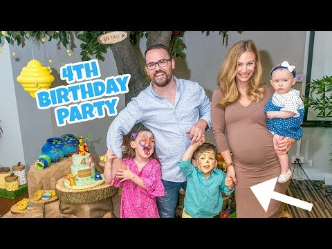 4th Birthday Party Special