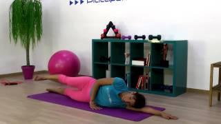 Sesión de Pilates en casa - Gymoxion