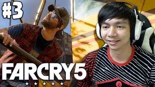 Banyak Kejadian Kocak - FarCry 5 - Indonesia Part 3