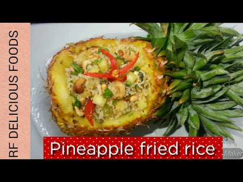 Pineapple Fried Rice BY RF DELICIOUS FOODS