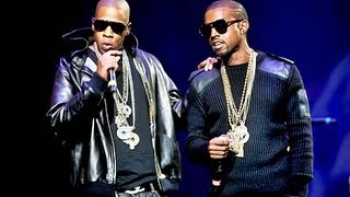 """Jay-Z & Kanye West """"Gotta Have It"""" (Watch The Throne)"""