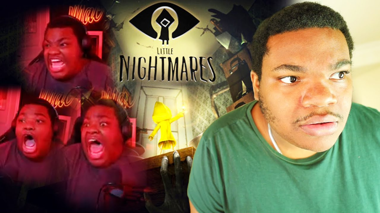 I Play Little Nightmares Except These Kids Are The Nightmare (Funny Moments)