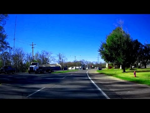Road Trip #093 - US-61 North - LaPlace, Louisiana to I-10