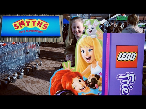 The Smyths Toy Store opening Farnborough