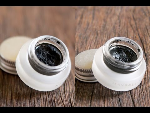 How to make your own DIY Gel eyeliner at home natural organic easy ...
