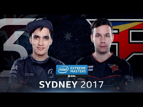 CS:GO - SK vs. FaZe [Inferno] Map 3 - Grand Final - IEM Sydney 2017