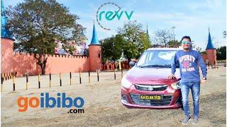 MY FIRST CAR DRIVE TO AJWA, VADODARA | @Goibibo | @REVV | SELF DRIVE RENTAL CAR
