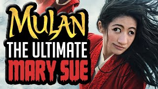 Mulan: The Ultimate Mary Sue (Movie Review)