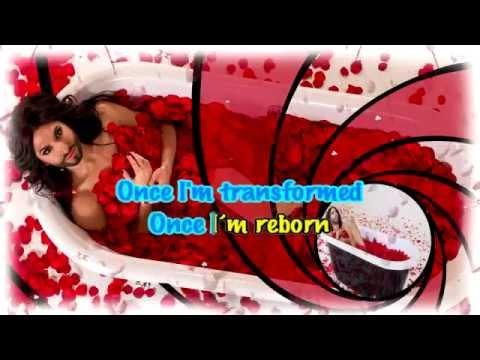 2014   Conchita Wurst  Rise Like a Phoenix karaoke instrumental Austria ESC 2014