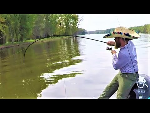 we-caught-tons-of-fish-on-the-mississippi!!-(nonstop-action)