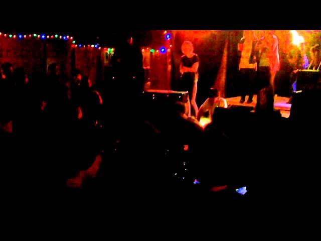 Torch Runner - 3/10/12 @ Berkeley Cafe