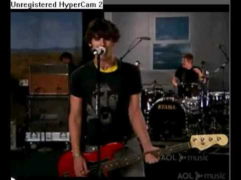 Move Along The All American Rejects (AOL Sessions)