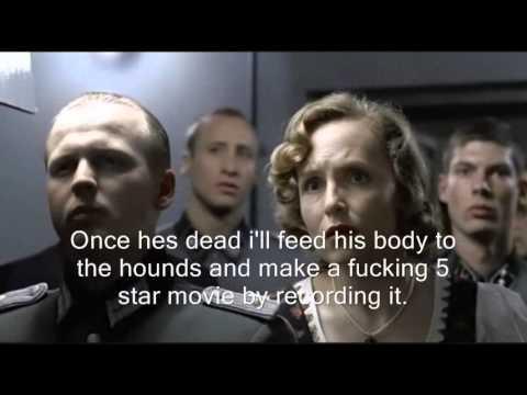 Hitler finds out Sid Meiers made Bismark leader of Germany on Civ5
