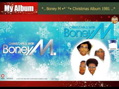 BONEY M – Christmas Album 1981 | NguoiViet.TV