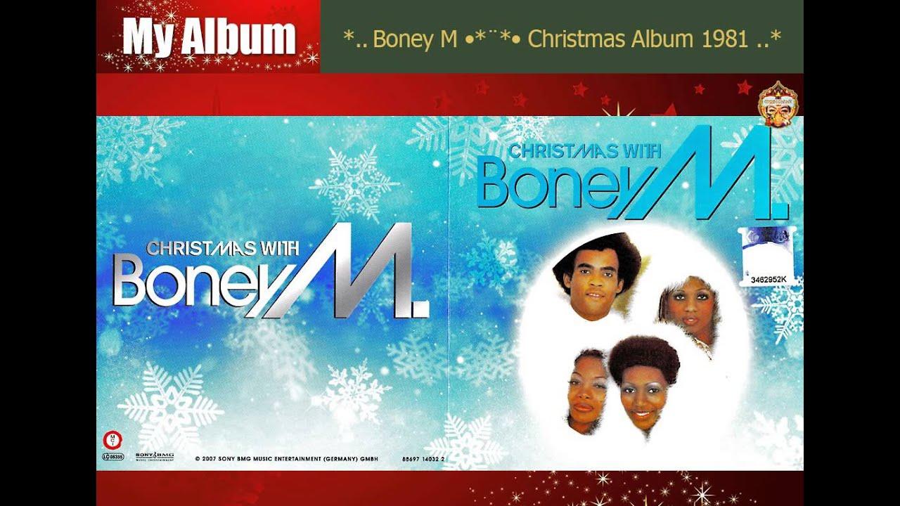 ☆ Boney M ☆•*¨*•♪♫☆ Christmas Album 1981 ☆..* - YouTube