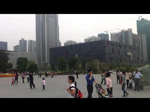 HaiXinSha Asian Games Park 海心沙亚运公园