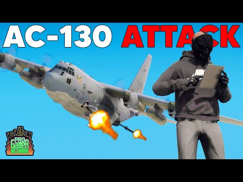 AC-130 ATTACKS THE CITY! | PGN #178