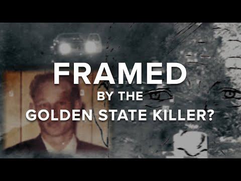 Framed By The Golden State Killer?   Watch Full Series With Investigative Reporter Lilia Luciano