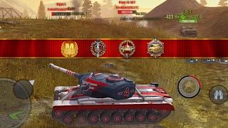 World of Tanks Blitz - T34 aced, 5k damage