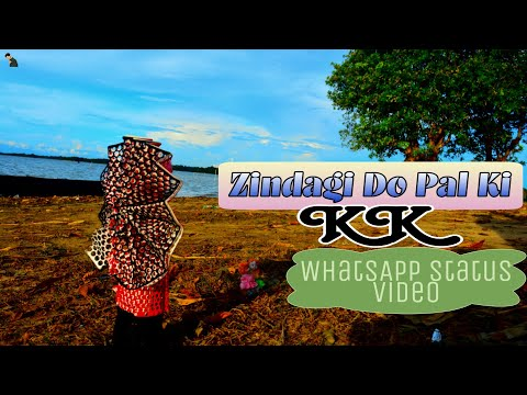 Zindagi Do Pal Ki | Tumhe Pyar | KK | Kites | WhatsApp Status Lyrics Video | AnexBikash Nath
