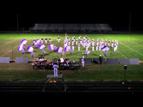 Reservoir High School Marching Band Show - Oct 20, 2012 - Music In Motion