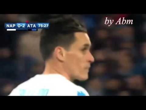 Download Napoli vs Atalanta 0 2 All Goals and Highlights 2 25 17 Seria A   HD