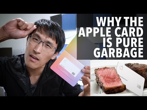 Why the Apple Card is pure garbage (NEW in-depth review, full & comprehensive)