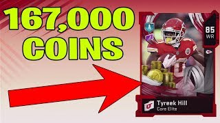 How To Make 167,000 Coins In 1 Hour! The Best Coin Method In Madden 20!