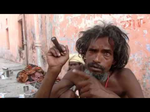 HOLY SMOKER INDIAN SADHU INTERVIEW