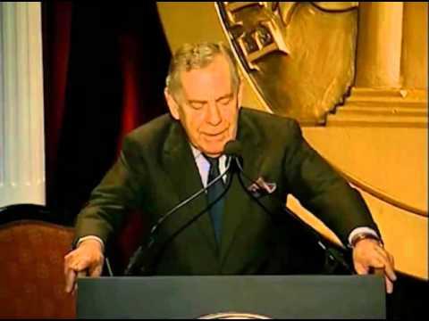 Paul Abbott - State of Play - 2004 Peabody Award Acceptance Speech
