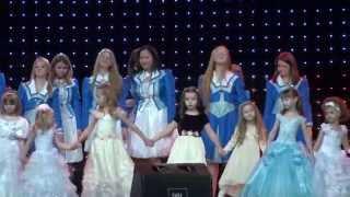 Шоу группа Саманта детская песня Дети России