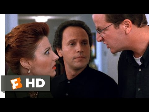 City Slickers (3/11) Movie CLIP - If Hate Were People, I'd Be China (1991) HD