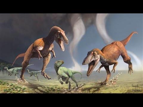New Dinosaur Had Tiny Arms Like T-Rex