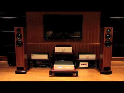 PMC OB1i + Musical Fidelity M6 .m4v