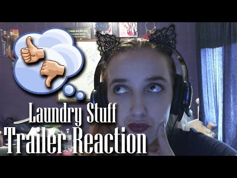 The Sims 4: Laundry Day Stuff Trailer Reaction |