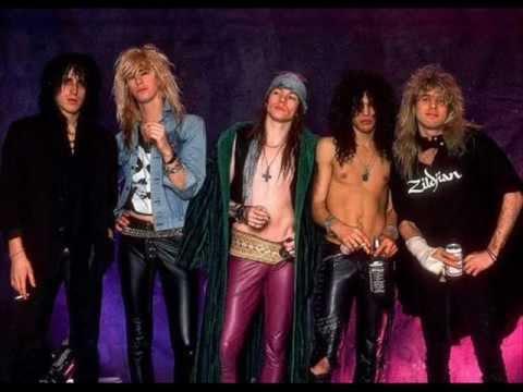 14 Years – Guns N' Roses [Izzy Stradlin]