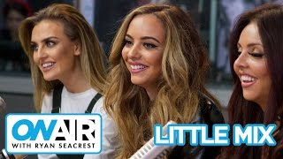little mix black magic acoustic   on air with ryan seacrest