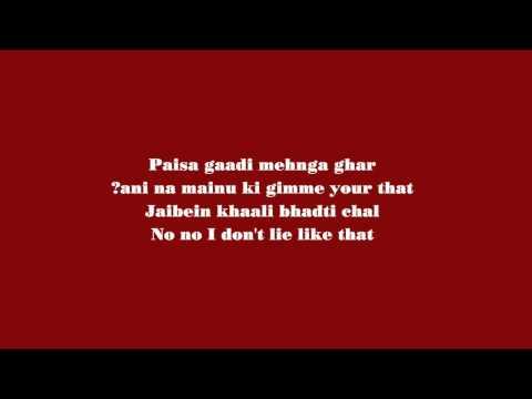 Sheila Ki Jawani -karaoke by Yakub.