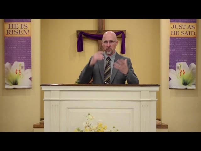 Calvary Baptist Church 5/17