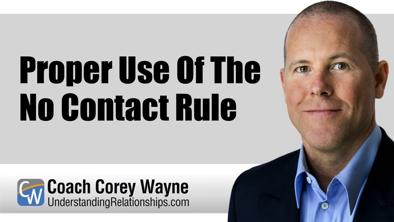 No Contact Rule To Get Your Ex Back  Does ignoring your ex work?