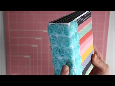 Mini Album using Dear lizzy Lucky Charm Paper