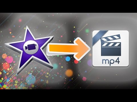 How To Export In Mp4 From Imovie 2020!! WORKING!